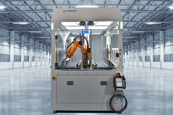 Division - Robot cells for laser machining