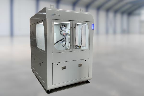 Division - 3D laser measuring